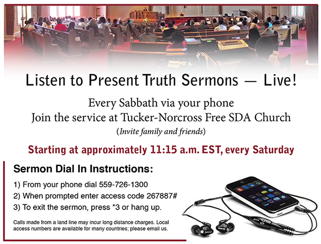 Listen to Sermons-LIVE | The Gilead Institute